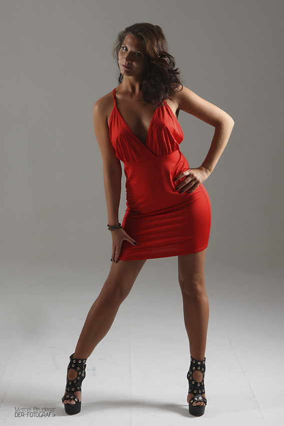 Model, Kleid, Photography