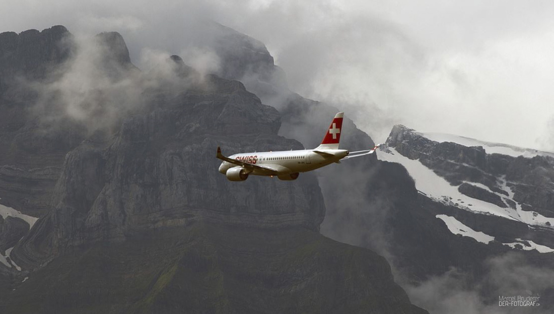 Swiss Airplanes
